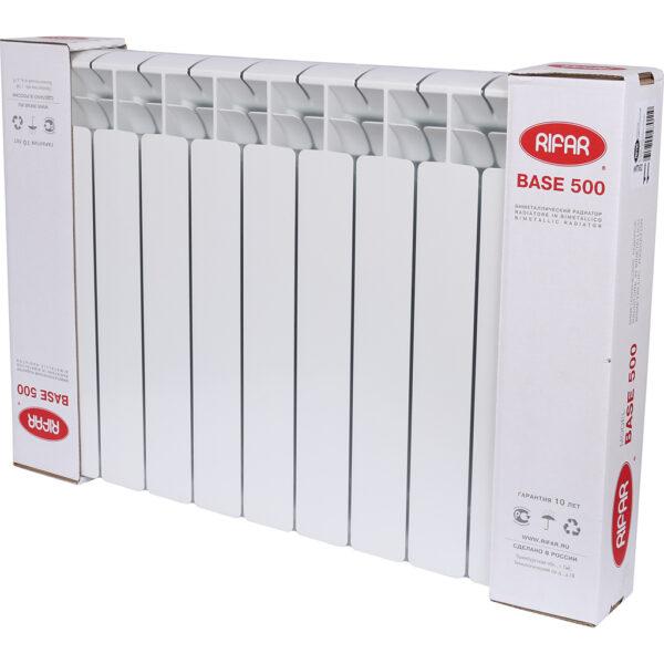Радиатор Rifar алюминий 500х100