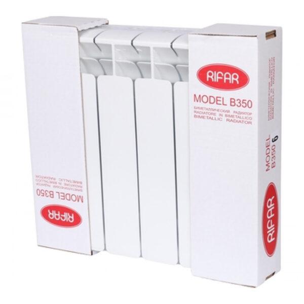 Радиатор Rifar алюминий 350х100