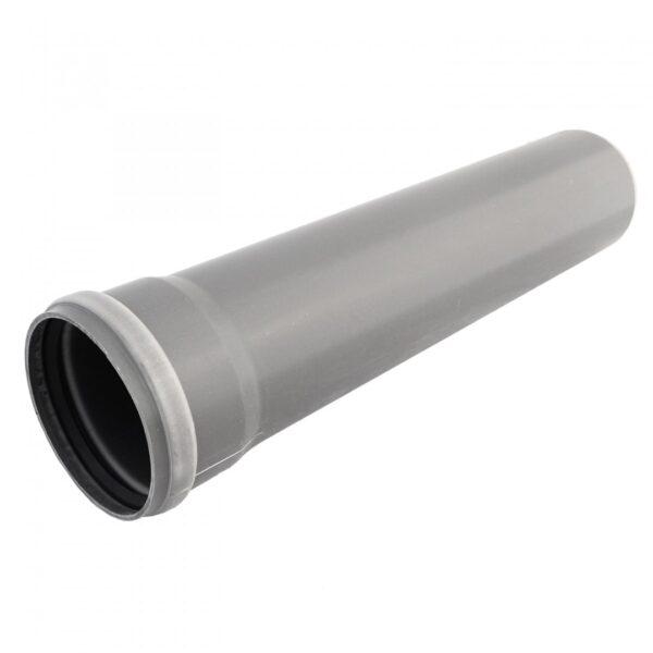 Труба канализационная 110 1м