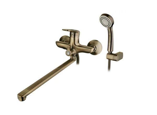Смеситель для ванны Ledeme L2248C Бронза