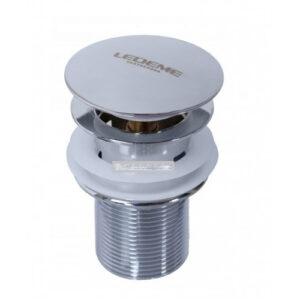 Донный клапан с переливом Ledeme l65-2