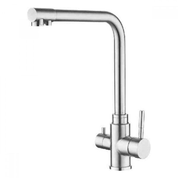 Смеситель для кухни Zerix LR4355-3 с фильтром