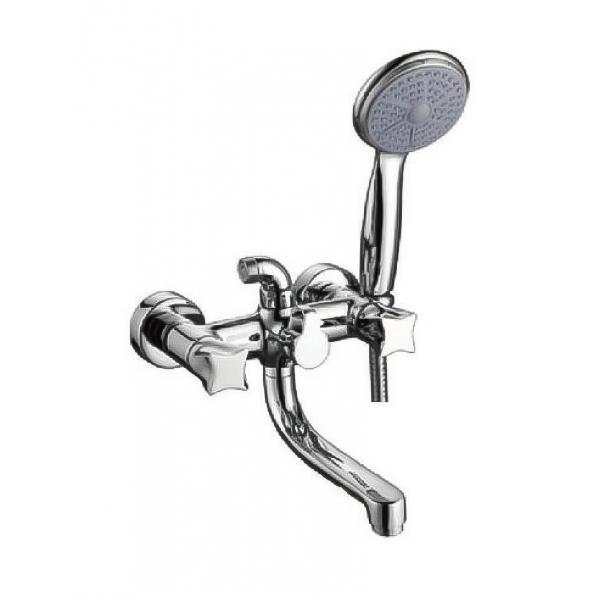 Смеситель для ванны Zerix LR83187